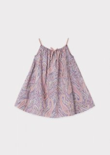 <img class='new_mark_img1' src='https://img.shop-pro.jp/img/new/icons14.gif' style='border:none;display:inline;margin:0px;padding:0px;width:auto;' />CARAMEL Cone Fish Dress, Woven Dress Paisley Park Pink