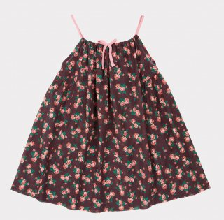 <img class='new_mark_img1' src='https://img.shop-pro.jp/img/new/icons14.gif' style='border:none;display:inline;margin:0px;padding:0px;width:auto;' />CARAMEL  Cone Fish  Dress Woven Dress Bright Floral