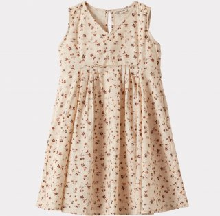 <img class='new_mark_img1' src='https://img.shop-pro.jp/img/new/icons14.gif' style='border:none;display:inline;margin:0px;padding:0px;width:auto;' />CARAMEL  Octopus Dress Woven Dress Ditsy floral print