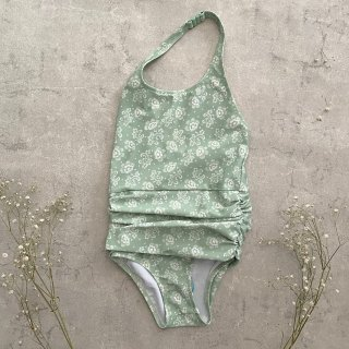 <img class='new_mark_img1' src='https://img.shop-pro.jp/img/new/icons14.gif' style='border:none;display:inline;margin:0px;padding:0px;width:auto;' />CARAMEL  Gruppy Swimsuit Jersey Swimsuit Mint Ditsy Print