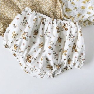 <img class='new_mark_img1' src='https://img.shop-pro.jp/img/new/icons14.gif' style='border:none;display:inline;margin:0px;padding:0px;width:auto;' />Little cottons Charlie  bloomer (Tansy Floral )