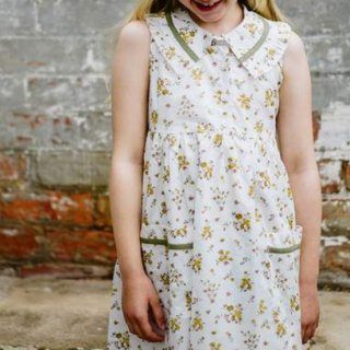 <img class='new_mark_img1' src='https://img.shop-pro.jp/img/new/icons14.gif' style='border:none;display:inline;margin:0px;padding:0px;width:auto;' />Little cottons ANNIE dress (tansy floral)