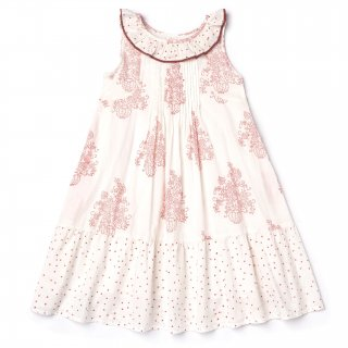<img class='new_mark_img1' src='https://img.shop-pro.jp/img/new/icons14.gif' style='border:none;display:inline;margin:0px;padding:0px;width:auto;' />Dafidal  dress (hand embroidary dot) from USA