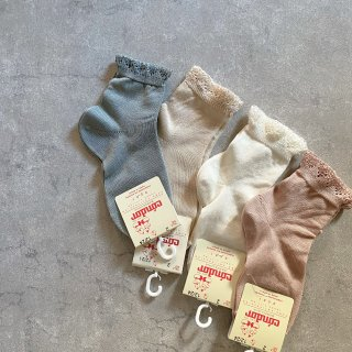 <img class='new_mark_img1' src='https://img.shop-pro.jp/img/new/icons14.gif' style='border:none;display:inline;margin:0px;padding:0px;width:auto;' />新作!Condor ceremony frilled short socks  (142.362/4)