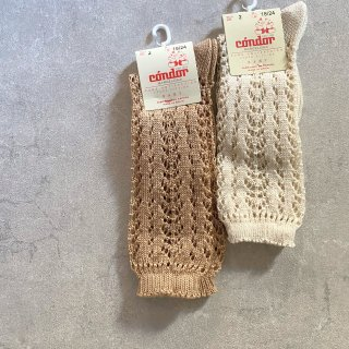 <img class='new_mark_img1' src='https://img.shop-pro.jp/img/new/icons14.gif' style='border:none;display:inline;margin:0px;padding:0px;width:auto;' />Condor cotton openwork knee high sox  (142.518/2)