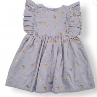 <img class='new_mark_img1' src='https://img.shop-pro.jp/img/new/icons14.gif' style='border:none;display:inline;margin:0px;padding:0px;width:auto;' />Shirley Bredal unique dress (lilac flower)