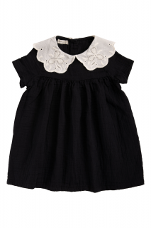 <img class='new_mark_img1' src='https://img.shop-pro.jp/img/new/icons14.gif' style='border:none;display:inline;margin:0px;padding:0px;width:auto;' />Minimom  Frances  DRESS (black)