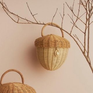 <img class='new_mark_img1' src='https://img.shop-pro.jp/img/new/icons14.gif' style='border:none;display:inline;margin:0px;padding:0px;width:auto;' />Olliella ACORN bag   (natural)