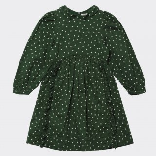 <img class='new_mark_img1' src='https://img.shop-pro.jp/img/new/icons14.gif' style='border:none;display:inline;margin:0px;padding:0px;width:auto;' />CARAMEL EARTH DRESS (evergreen spot)21AW