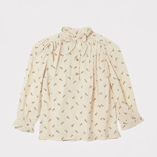 <img class='new_mark_img1' src='https://img.shop-pro.jp/img/new/icons14.gif' style='border:none;display:inline;margin:0px;padding:0px;width:auto;' />CARAMEL FOLSOM BLOUSE  (Tofee Ditsy flower)21AW