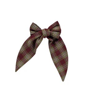 <img class='new_mark_img1' src='https://img.shop-pro.jp/img/new/icons14.gif' style='border:none;display:inline;margin:0px;padding:0px;width:auto;' />BEBE ORGANIC Elenour big bow (vintage check)