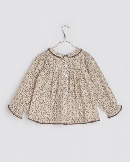 <img class='new_mark_img1' src='https://img.shop-pro.jp/img/new/icons14.gif' style='border:none;display:inline;margin:0px;padding:0px;width:auto;' />Little cottons Emma Blouse (woodland floral)