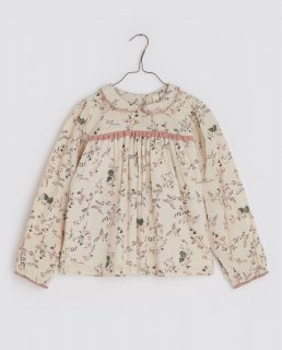 <img class='new_mark_img1' src='https://img.shop-pro.jp/img/new/icons14.gif' style='border:none;display:inline;margin:0px;padding:0px;width:auto;' />Little cottons Emma Blouse (MALLOW  floral)