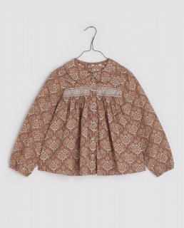 <img class='new_mark_img1' src='https://img.shop-pro.jp/img/new/icons14.gif' style='border:none;display:inline;margin:0px;padding:0px;width:auto;' />Little cottons Nina Blouse  (WallFloral)