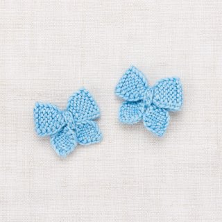 <img class='new_mark_img1' src='https://img.shop-pro.jp/img/new/icons14.gif' style='border:none;display:inline;margin:0px;padding:0px;width:auto;' />★MISHA & PUFF baby Puff bow set  (Faded Denim)