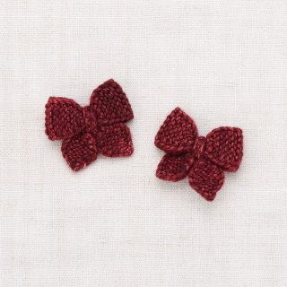 <img class='new_mark_img1' src='https://img.shop-pro.jp/img/new/icons14.gif' style='border:none;display:inline;margin:0px;padding:0px;width:auto;' />★MISHA & PUFF baby Puff bow set  (Cranberry)