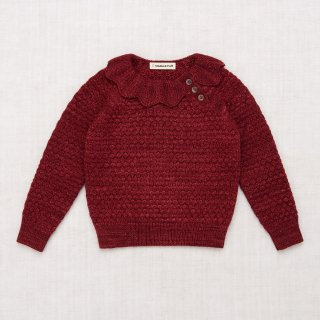 <img class='new_mark_img1' src='https://img.shop-pro.jp/img/new/icons14.gif' style='border:none;display:inline;margin:0px;padding:0px;width:auto;' />★MISHA & PUFF  Pullover  (Cranberry) DELAY