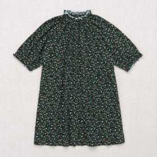 <img class='new_mark_img1' src='https://img.shop-pro.jp/img/new/icons14.gif' style='border:none;display:inline;margin:0px;padding:0px;width:auto;' />★MISHA & PUFF  Printed Ruffle  Dress(Emeraid Mini Floral )