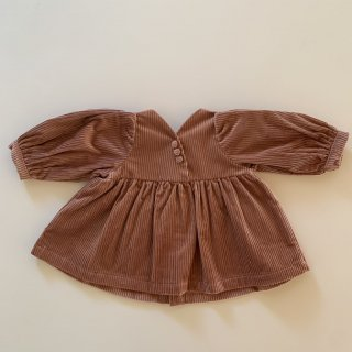 <img class='new_mark_img1' src='https://img.shop-pro.jp/img/new/icons14.gif' style='border:none;display:inline;margin:0px;padding:0px;width:auto;' />SUZU BLOUSE from Italy (pink beige corduroy)