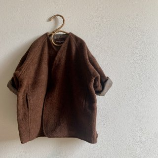 <img class='new_mark_img1' src='https://img.shop-pro.jp/img/new/icons14.gif' style='border:none;display:inline;margin:0px;padding:0px;width:auto;' />KIMONO COAT  from Italy ( Wool mohair mix)