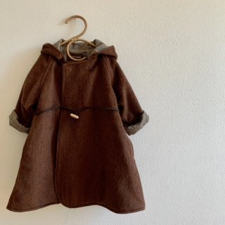 <img class='new_mark_img1' src='https://img.shop-pro.jp/img/new/icons14.gif' style='border:none;display:inline;margin:0px;padding:0px;width:auto;' />ご予約 TESSA COAT  from Italy ( Wool brown)