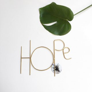 Zoe rumeau HOPE(gold)