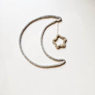Petit-etoile    moon silver