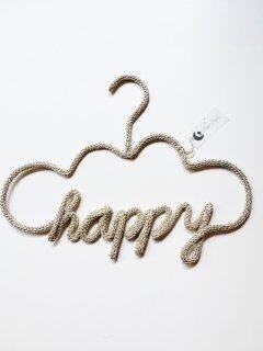 Petit-etoile hanger happy Gold