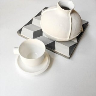 SERAX LOVATT new collection EXPRESSO CUP WHITE