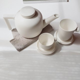 SERAX LOVATT newcollection TEAPOT WHITE